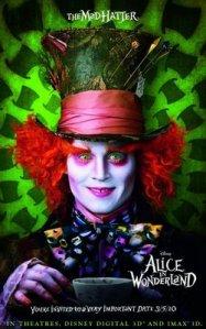 Jhonny Depp - The Mad Hatter