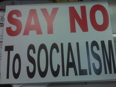 Di no al Socialismo