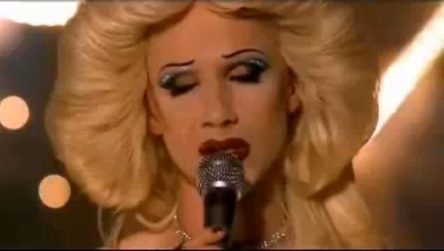 Maquillaje de Hedwig