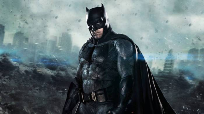 7 Reasons why Ben Affleck is a hell of a good Batman (if not the best)