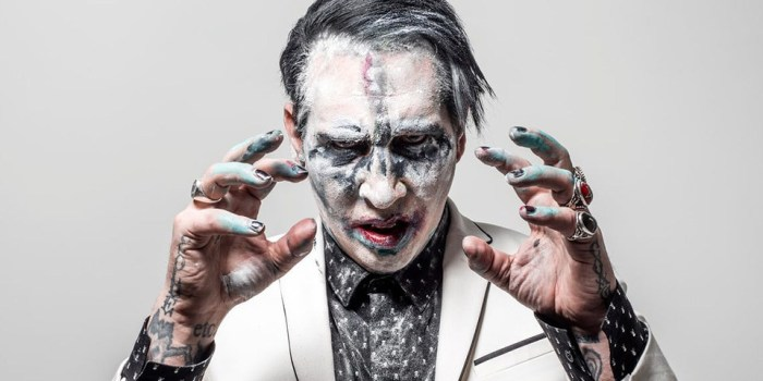 High end of low? The nervous breakdown and lovelust of MarilynManson